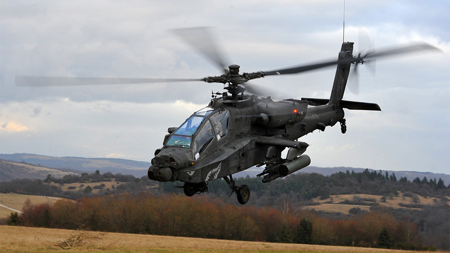 Two US military killed in Kentucky helicopter crash – army