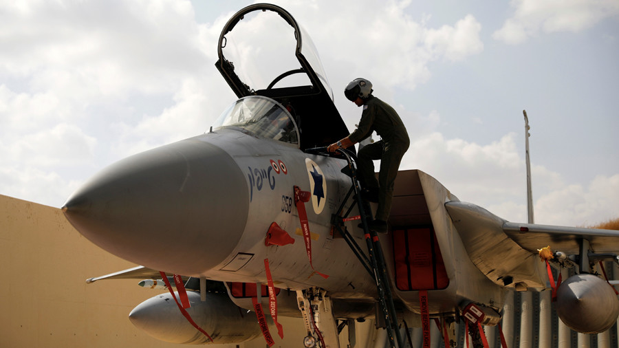 'No comment': Israeli military silent on Syrian airbase attack