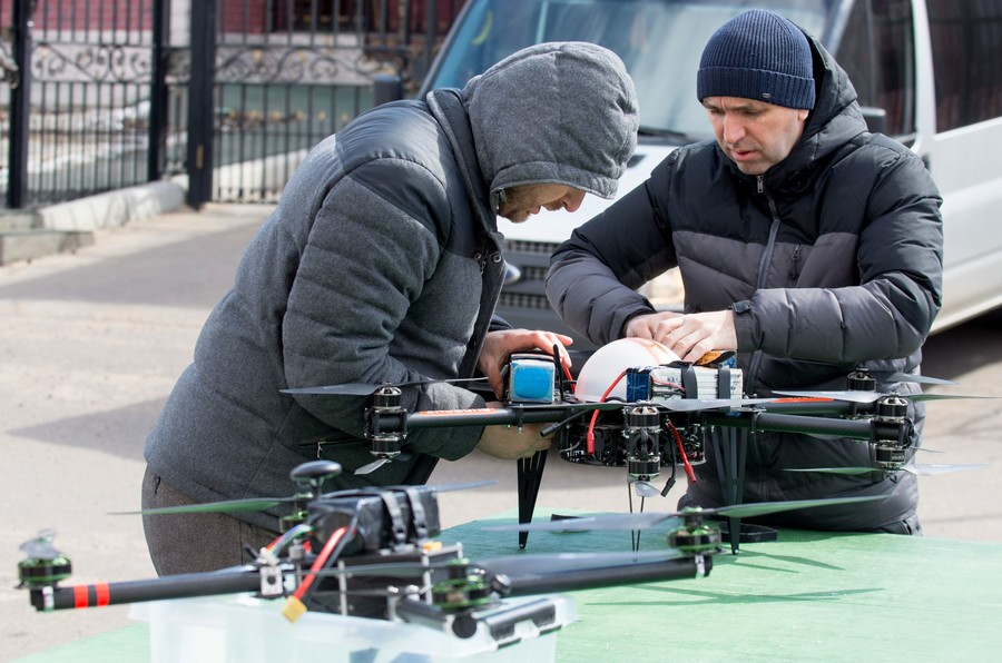 Drone danger: Russian military wants tighter controls on civilian UAVs