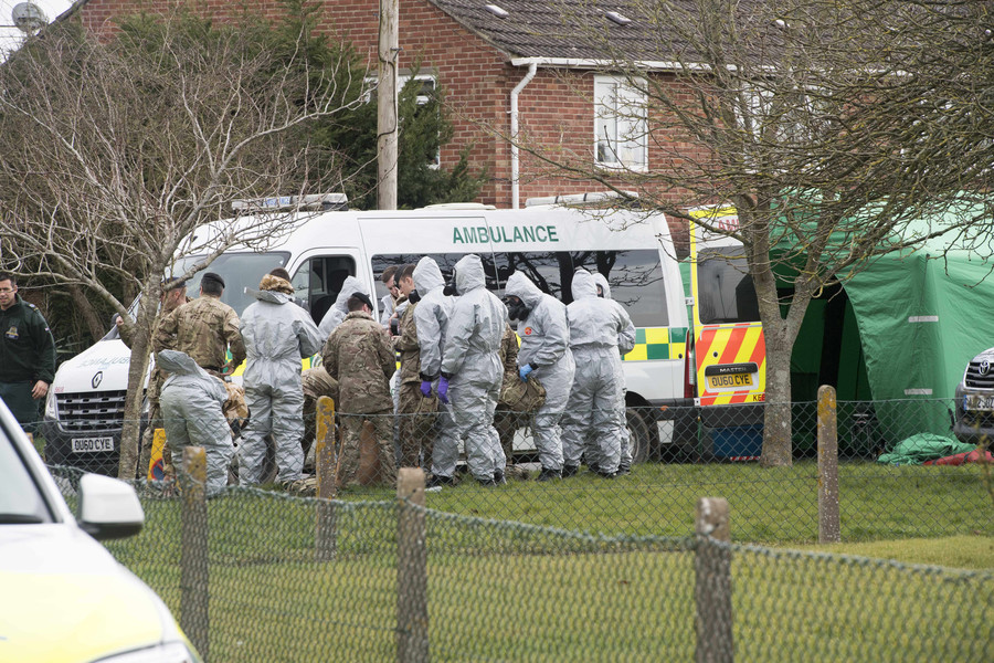 'Package has been delivered': UK press devours questionable Skripal claims from anonymous 'insiders'