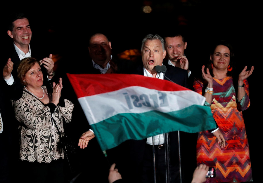 'More Hungarians share Viktor Orban's anti-immigration stance than just his party supporters'