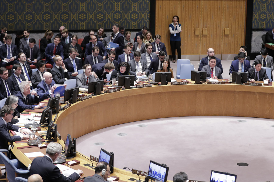 US & Russia to present rival resolutions on Douma probe at UNSC – reports