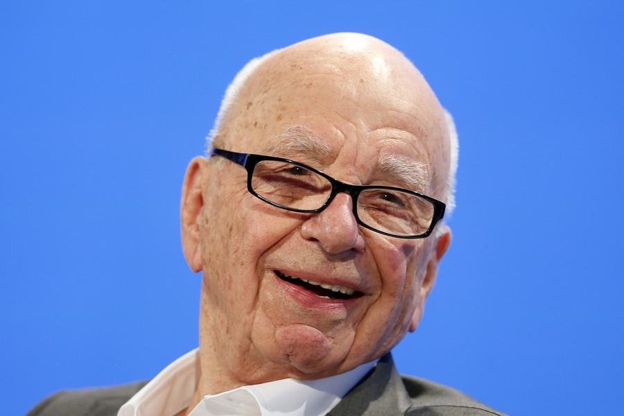 Rupert Murdoch's Fox HQ in London raided by European Commission