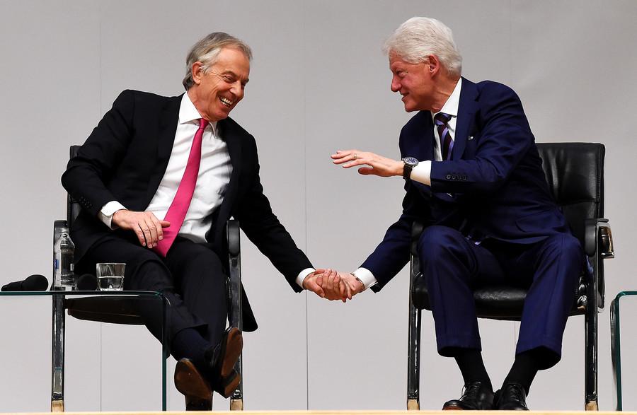 Will UK listen to 'original neocon' Tony Blair's calls for Syrian intervention?