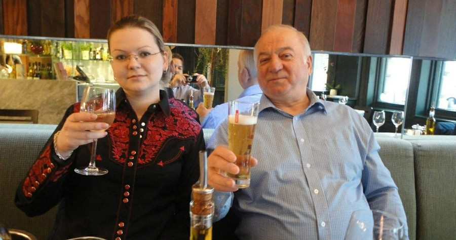Yulia Skripal issues statement via British police, asks cousin not to contact her