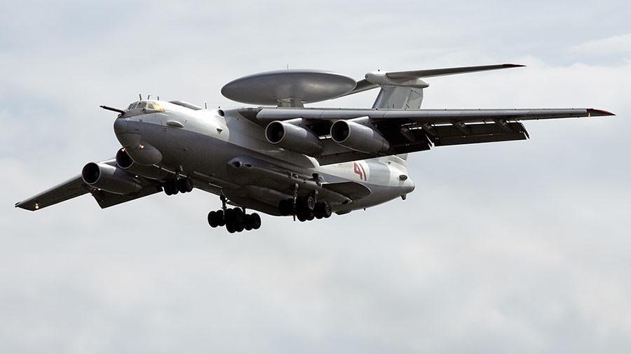 A-50 early warning aircraft. ©Maxim Maksimov / Wikipedia