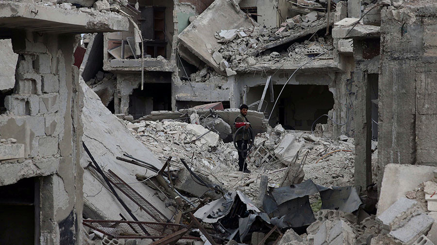 Syrian strike is not conflict between superpowers, Russia was warned ahead – US envoy to Moscow