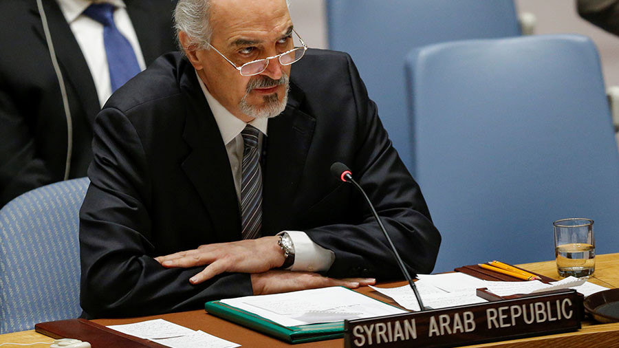 US occupies one-third of Syria - Damascus envoy to UN