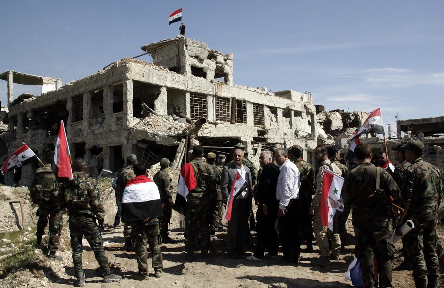 Syrian Army declares full recapture of Eastern Ghouta