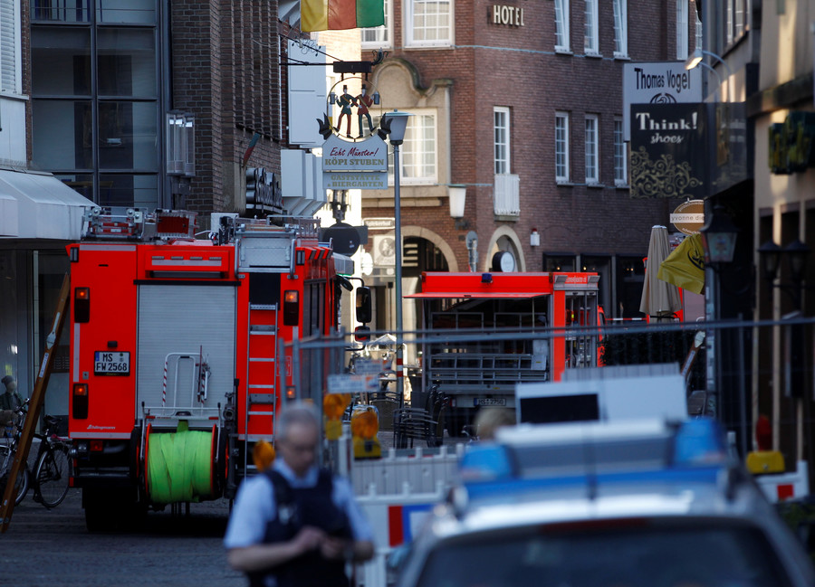 1 dead, 24 injured after fire engulfs care home in western Germany