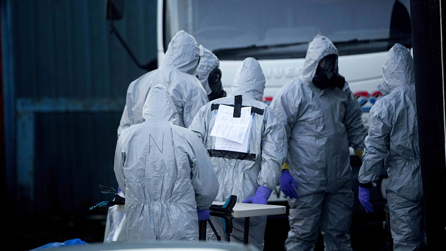 OPCW-accredited Swiss lab can 'neither confirm nor deny' BZ toxin was used in Skripal poisoning