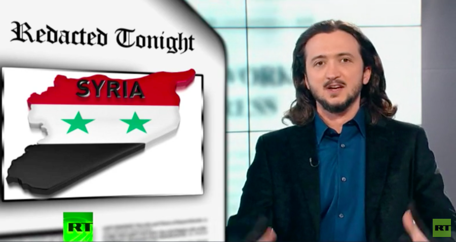 Cover up? Lee Camp destroys Western narrative on Syria (VIDEO)