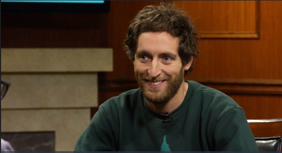 Thomas Middleditch on 'Silicon Valley,' improv, & T.J. Miller