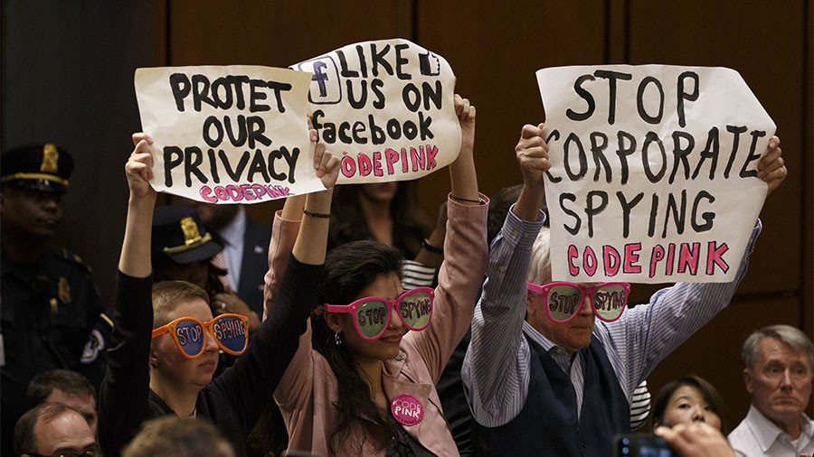 Facebook seeks to block US spying lawsuit from top EU court