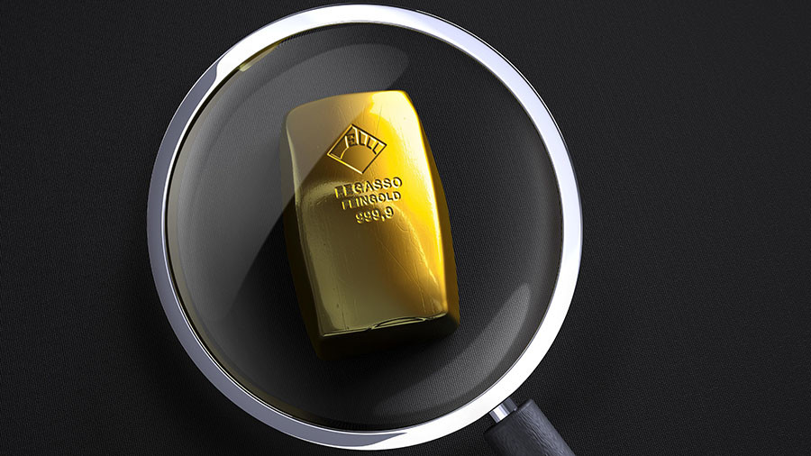 Gold 'radically undervalued' with price about to take off - expert