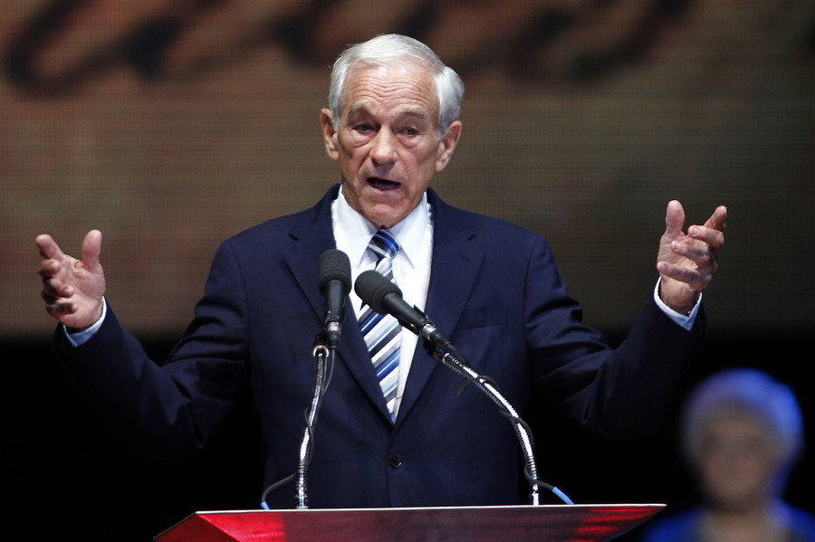 'Won't pass, won't work, likely to make things worse': Ron Paul on new presidential war powers bill
