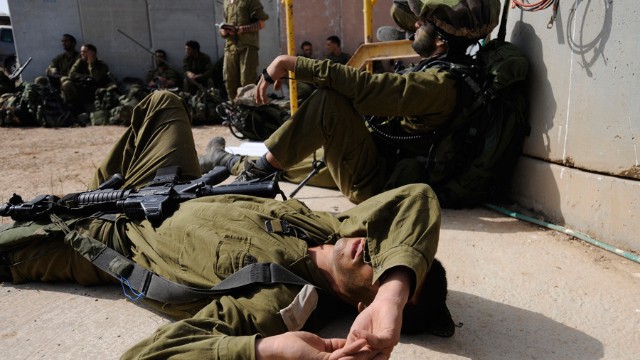 IDF issues emergency 'report for duty' alert to reservists by accident