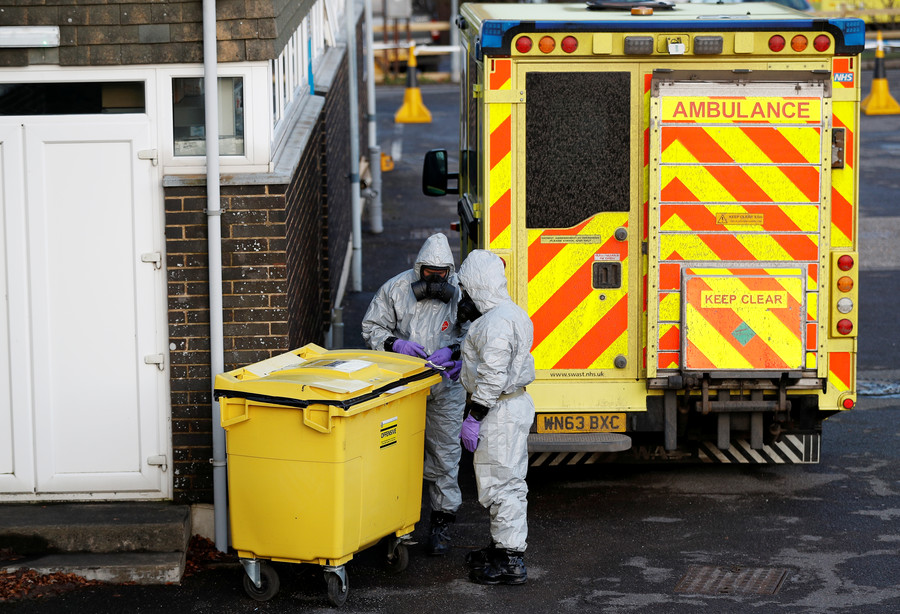 Skripals poisoning 'highly likely' staged by British intelligence – Russian Foreign Ministry