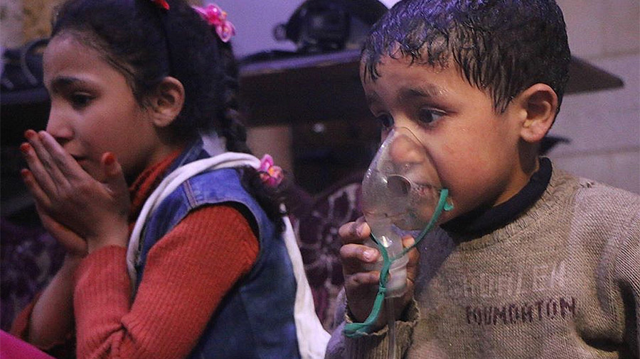 'Zero real evidence' Assad behind chemical attack – US congressman