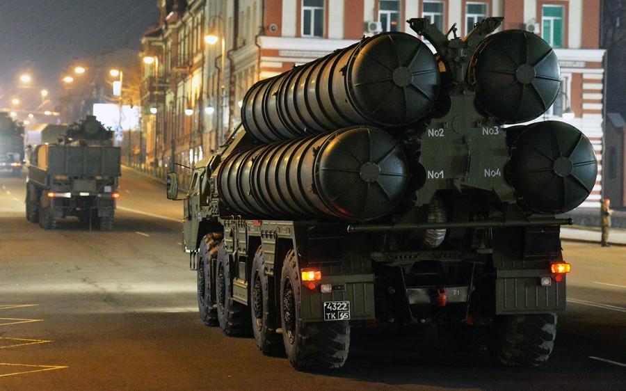 'You're only supposed to buy NATO-compatible weapons' – State Dept to Turkey over Russian S-400 deal