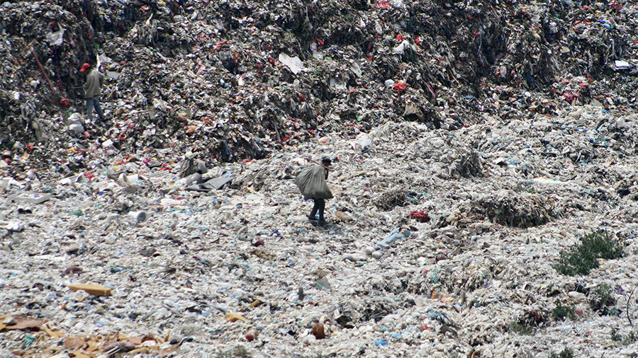 China no longer wants the world's trash