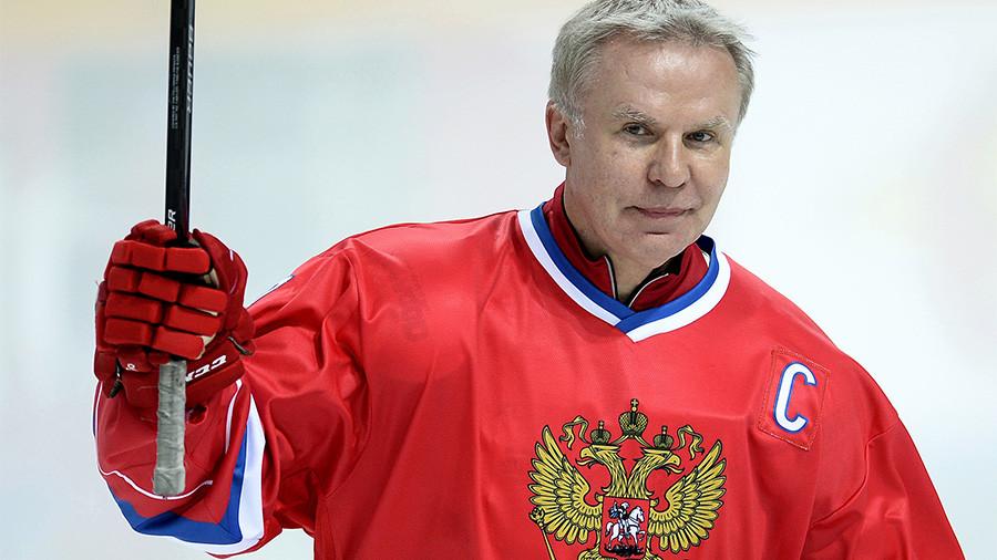 Russian ice hockey legend Viacheslav Fetisov turns 60