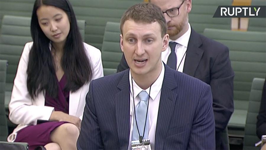 Cambridge Analytica: Aleksandr Kogan seeks to play down scandal in fake-news inquiry