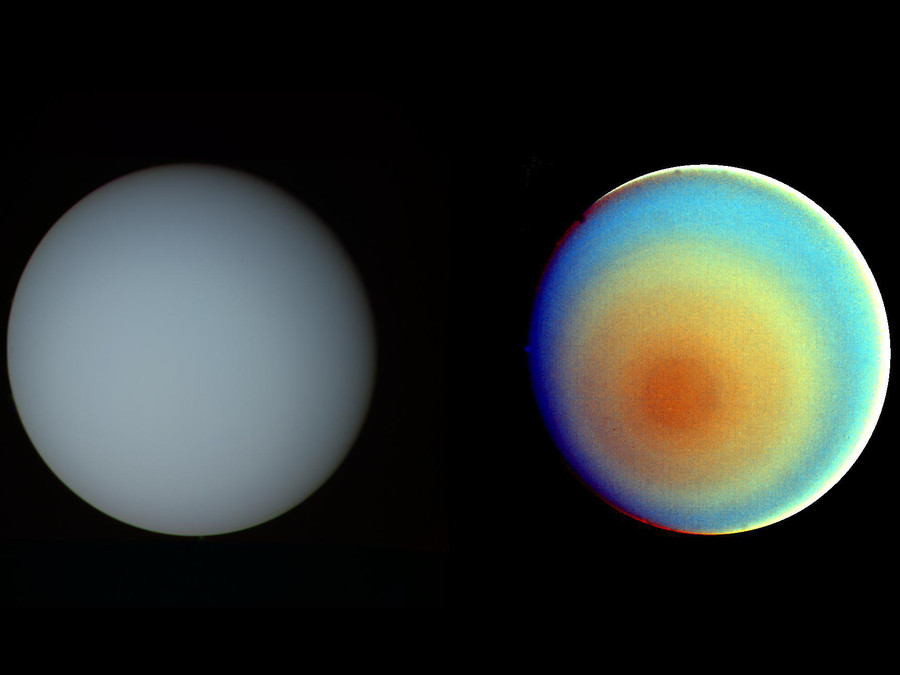 Uranus stinks like farts… and it took an Oxford University scientist to figure it out