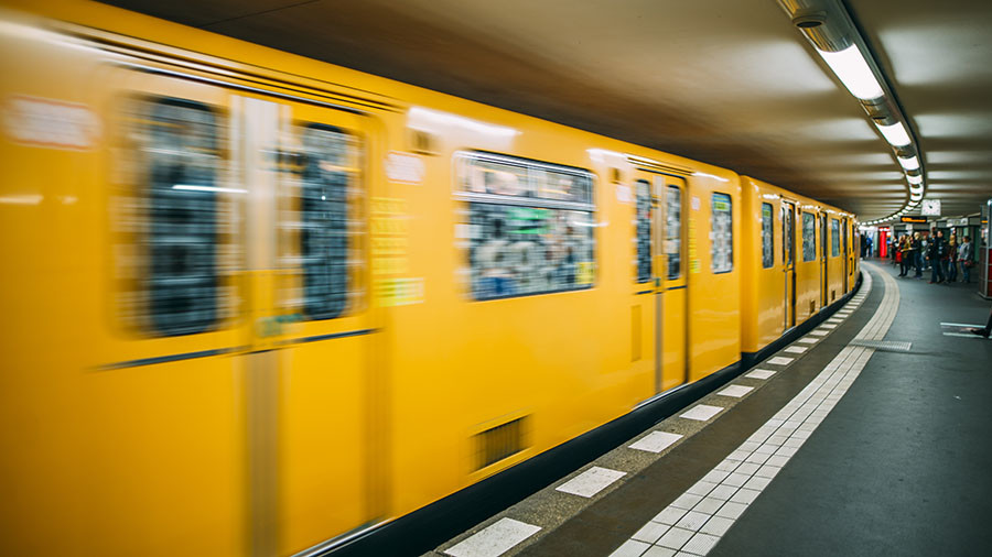 Couple attack passengers for interrupting oral sex on Berlin train