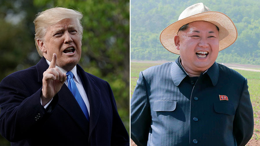 From 'little rocket man' to 'very honorable': Trump says he wants to meet Kim 'as soon as possible'