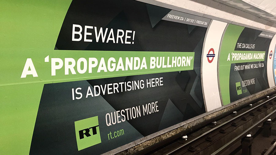 'Everyone is tired of MSM': A London encounter that showed why RT's work matters