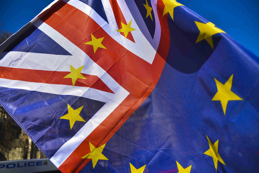 EU free trade agreement post Brexit 'overwhelmingly probable' – David Davis