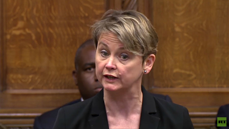 MP blasts Theresa May for using Labour Party to shield herself from Windrush scandal (VIDEO)