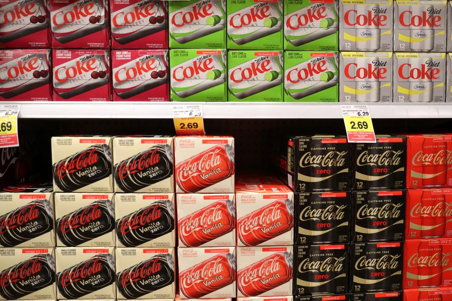 Coca-Cola news