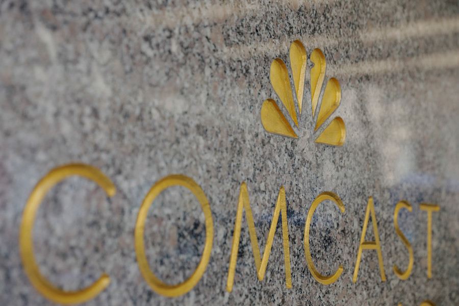 MSNBC pulls a Sinclair, compares corporate owner Comcast to Nelson Mandela