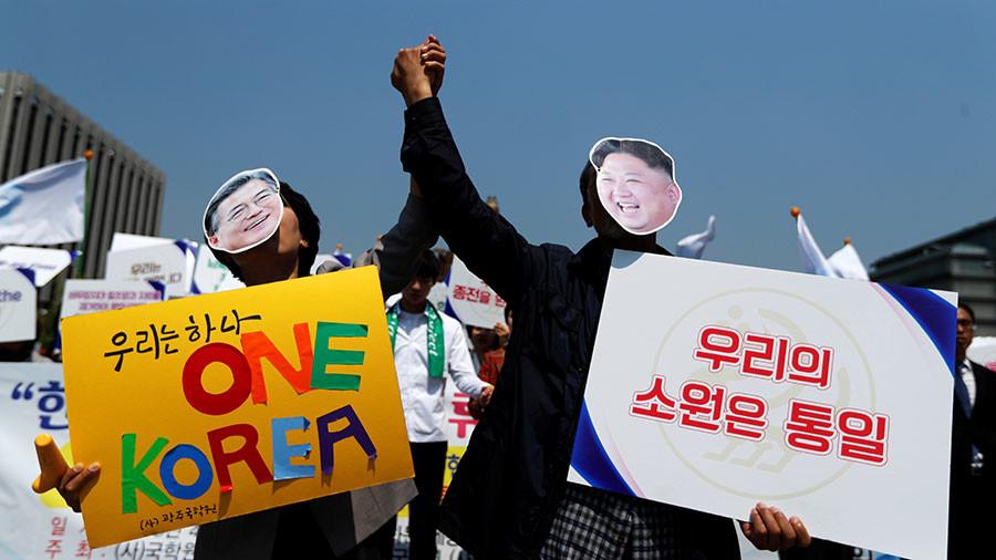 Trump hails 'historic' Korea peace agreement