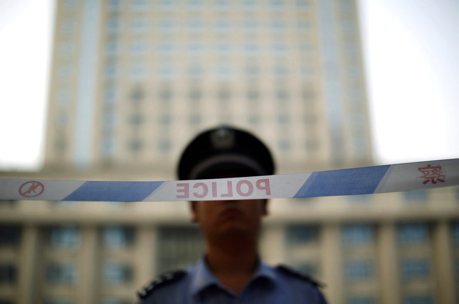 7 schoolchildren killed, 19 wounded in stabbing attack in China