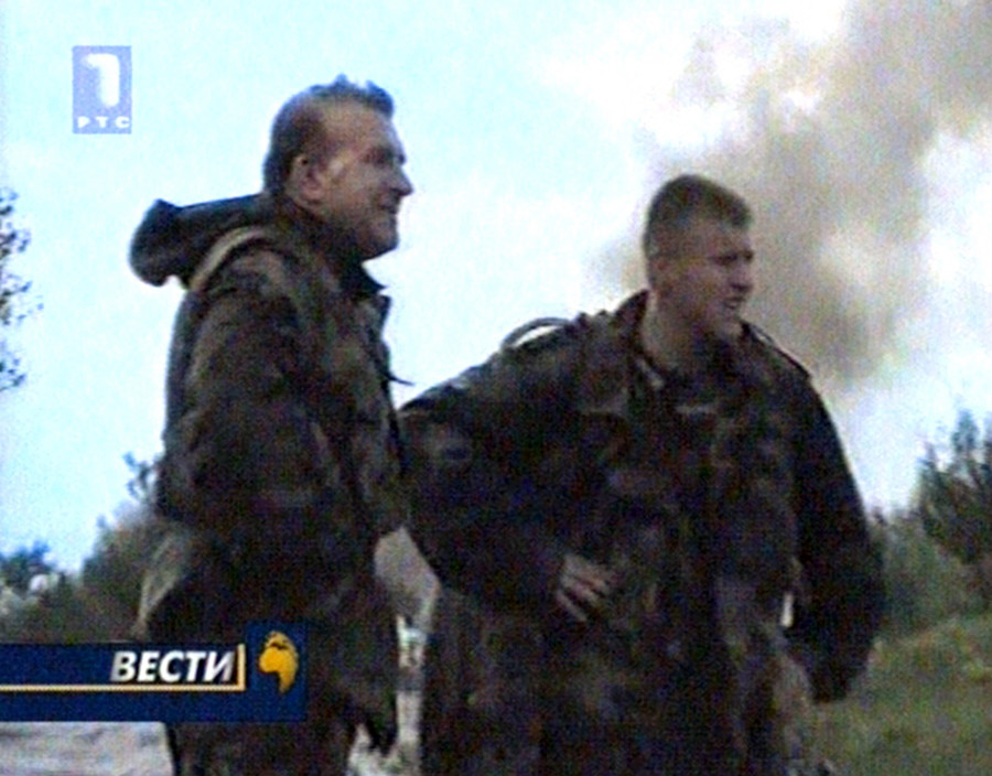 Arrest of Muslim general on war crimes reopens Bosnia war wounds