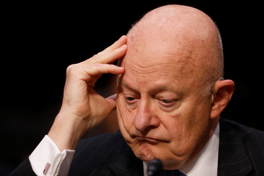 Ex-DNI Clapper leaked Steele dossier info to CNN, then tried to deny it in Congress – House report