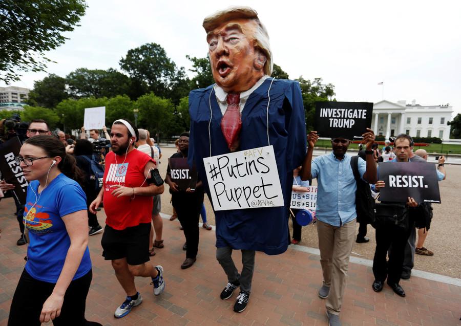 Republicans vindicated, Dems still screaming 'Russia!'