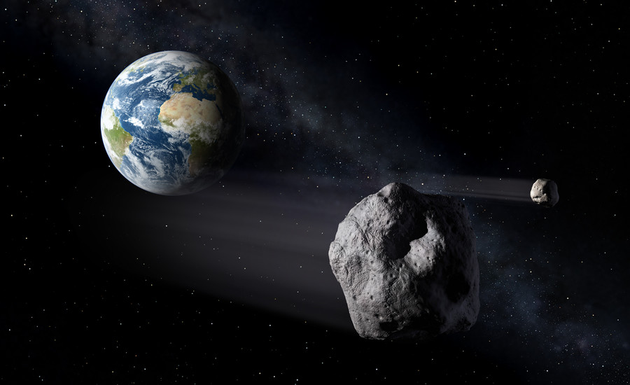 Incoming!: NASA says 5 'close' asteroid flybys will take place today
