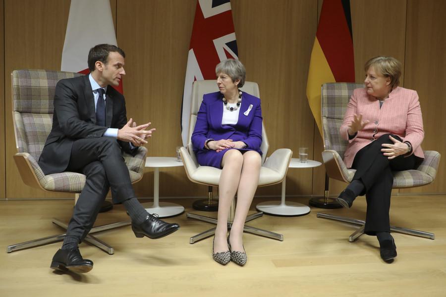 EU leaders brace for 'defending' against Trump's trade war threats