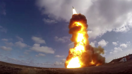 Russia successfully test-fires new anti-ballistic missile (VIDEO)