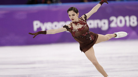 'I thought if I closed my eyes, I would never open them' – Russian Olympic skater on horror injury