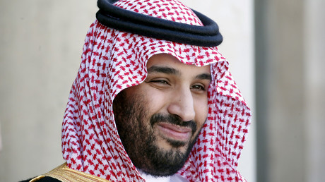 Disney in the desert? Saudi Prince courts US entertainment and tech leaders