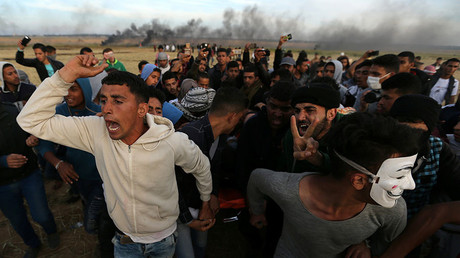 Israeli violence against Palestinians will never end as a result of UN & US hypocrisy
