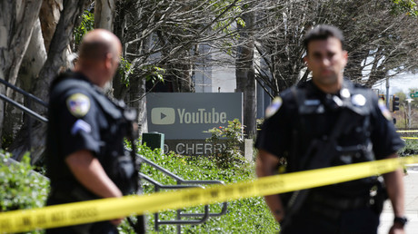 'People ran out of the building with their hands up': Witness recalls YouTube HQ shooting (VIDEO)