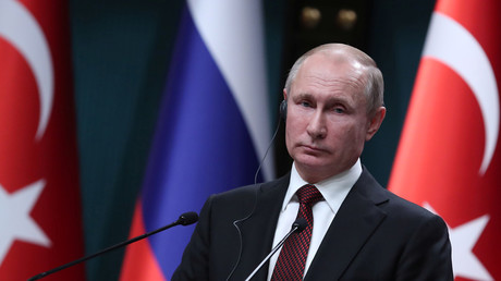 We don't want apologies, we want common sense to triumph – Putin on Skripal saga