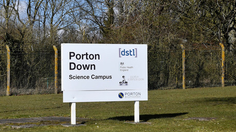 Porton Down: Lab behind Skripal poison probe has dark history of human testing