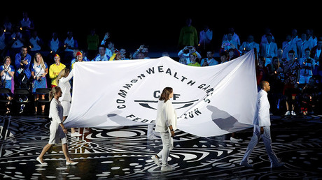 Commonwealth Games - Opening Ceremony - Carrara Stadium - Gold Coast, Australia - April 4, 2018. © Phil Noble